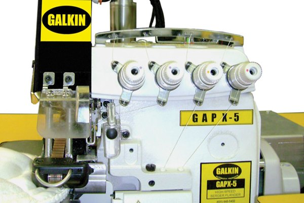 GAP-X5 Heavy-Duty High-Lift Performance Serger/Flanger