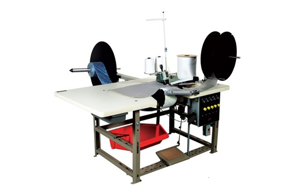 SSB-500 Single-Sided Bed Binder System